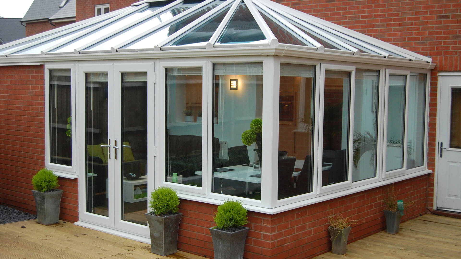 Edwardian Style & Georgian Style Conservatories from Emerald